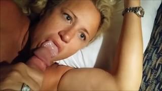Szőke Nagy Cicis Lány Tesó Arcára Kapja Báttyától A Spermát